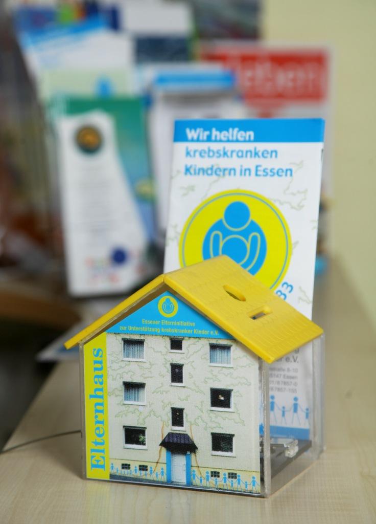 Spendenhaus der Essener Elternintiative
