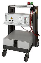 ELABO TestSysteme Fahrbarer Prüfplatz