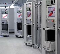 "ELABO TestSysteme 19""-Racks mit Prüfsystemen"