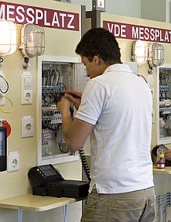 VDE 0100 Messungen am Messplatz