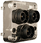 3fach E27-Fassung J61-1G Z3
