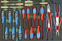 ELABO Elektroniker Werkzeugsatz 81-8R