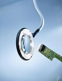 Ring LED Lupen Leuchte (Waldmann)